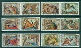 Burundi 1975 Paintings From Sistine Chapel MUH Lot41559 - Burundi