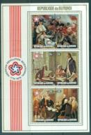 Burundi 1976 American Bicentennial MS MUH - Burundi