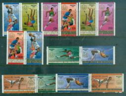 Burundi 1976 Summer Olympics Montreal CTO - Burundi