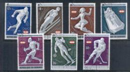 Burundi 1976 Winter Olympics, Innsbruck CTO - Burundi