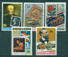 Burundi 1979 Rowland Hill MUH - Burundi