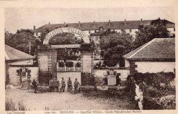 419 - Cpa 03 Moulins -  Quartier Villars - Moulins
