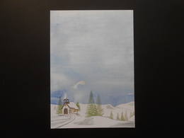 Kopierpapier/Kapelle 10,00 € - Advertising