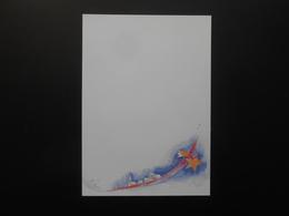 Kopierpapier/Stern - 10,00 € / Blatt - Publicités
