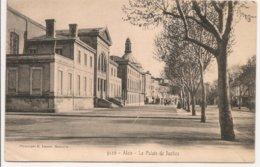 L32B_354 - Alais - Alès - 3126 Le Palais De Justice - Alès