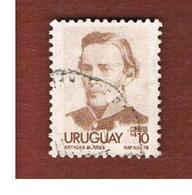 URUGUAY  - SG 1651a   - 1977 GENERAL ARTIGAS   -  USED° - Uruguay