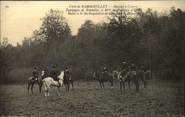 CHASSE à COURRE  Equipage De Bonnelles - Caza