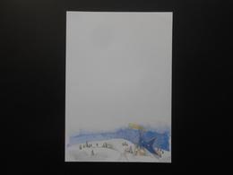 Kopierpapier/Goldprägung - 13,00 € / Blatt - Advertising