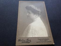 CHARLOTTENBURG - THEODOR PENZ - 1911 - Identifizierten Personen