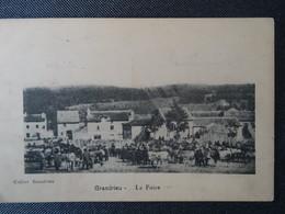 [48] GRANDRIEU : La Foire - France