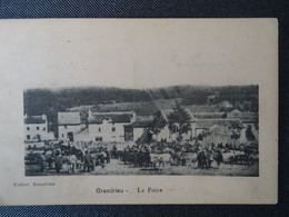 [48] GRANDRIEU : La Foire - Frankreich