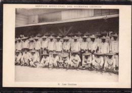 CPA   69   LYON---LES COOLIES---SERVICE MUNICIPAL DES RICKSHAS CHINOIS - Lyon
