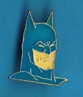 1 PIN'S  //  ** BATMAN / BRUCE WAYNE ** . (™ & © 1964 DC Comics) - Comics