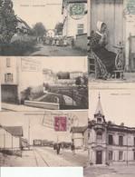 LOT De 20 CARTES POSTALES ANCIENNES Toutes Scannées - VILLAGE - ANIMATION - Ect.... - Postcards