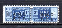 ITALIA TRIESTE 1947/8 MINT MNH - Nuevos