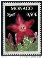 """Monaco YT 2415 """" Noël - Fleur """" 2003 Neuf** - Monaco"""