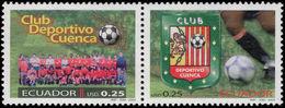 Ecuador 2002 Cuence Football Club Umounted Mint. - Ecuador