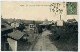 92 - SCEAUX ROBINSON - La Gare - Sceaux