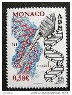 """Monaco YT 2405 """" L'ADN """" 2003 Neuf** - Monaco"""