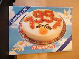 MONDOSORPRESA, (LB20) CALENDARIO 1997 PANEANGELI PANE ANGELI - Calendari