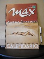 MONDOSORPRESA, (LB20) CALENDARIO 1998  MAX, ALESSIA MARCUZZI - Calendari