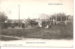 Calmpthout Heide Speeltuin Aan 't Hof Hoelen 289 - Kalmthout