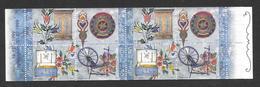 Aland - 1999 19,20m Folk Art / Furniture Painting Booklet - MNH - Aland