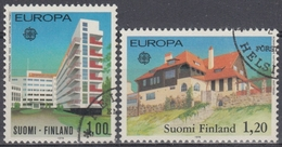 FINLANDIA 1978 Nº 788/89 USADO - Finlandia