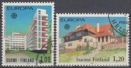 FINLANDIA 1978 Nº 788/89 USADO - Gebraucht
