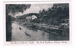 D-8630  ERKNER : Esselborn's Löcknitz-Idyll - Erkner