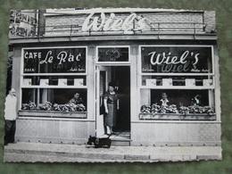 "OOSTENDE - CAFÉ ""LE RAC"" - Parvis SS Pierre & Paul 16 ( Scan Recto/verso ) - Oostende"