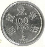 Spain - 100 Pesetas 1980 (80) - World Cup 1982 - UNC - [ 5] 1949-… : Royaume