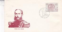 FDC-CENTENARIO DE LA CAMPAÑA DE LA BREÑA. OBLITERE 1982 LIMA, PERU- BLEUP - Perù