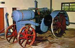 AGRICULTURE  L 27     / TRACTEUR TITAN 1917   CPM / CPSM  10 X 15 - Tractors