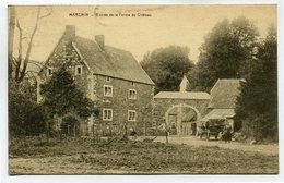 CPA - Carte Postale - Belgique - Marchin - Entrée De La Ferme Du Château - 1925 ( SV5566 ) - Marchin