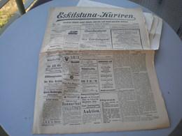 Eskilstuna Kuriren 1923 Nr 127 - Livres, BD, Revues