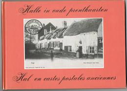 Halle, Hal: Halle In Oude Prentkaarten (1982, 80 Blzn.) - Halle