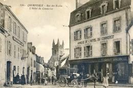 29 - Quimperlé - Rue Des Ecoles - L'Hotel Du Commerce - Quimperlé
