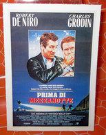 PRIMA DI MEZZANOTTE CIAK MINI LOCANDINA - Posters