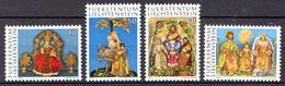 Liechtenstein MNH Set - Christmas