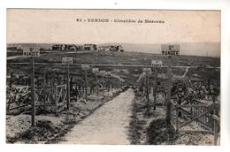 + 1441,  Verdun, Heldengräber, Friedhof Von Marceau - Oorlogsbegraafplaatsen