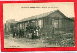 80  .BEAUCOURT  -  HAMEL  ,  Restaurant  DHERISSART - BEAUGOIS  . - France
