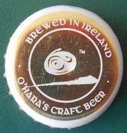 Capsule Bière Brewed In Irelande  O'Haras'Craft Beer - Birra
