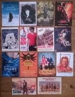 Lot De 52 Cartes Postales CINEMA /  AFFICHES DE FILMS - Posters On Cards
