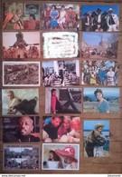 Lot De 16 Cartes Postales CINEMA /  Portraits Actrices & Acteurs - Artistes
