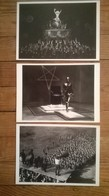 Lot De 5 Cartes Postales CINEMA /  Fritz Lang METROPOLIS - Artistes