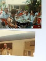 CPAS Bayreuth Festival Et Cercle Wagner Photos Et Courriers Roodthooft, Jean Polinet (d'Arièges), Paul Tinel, S.Carlier - Photographs