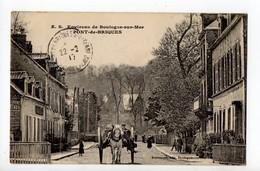 PONT De BRIQUES - Environs De Boulogne Sur Mer - 62 - Pas De Calais - Attelage - France