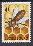 Luxembourg 1973 - N°814 XX   Apiculture - Abeille - Abeilles