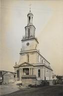 BURNHAUPT LE BAS (68, Alsace) - Carte Postale - L'église (2 SCANS). - Autres Communes